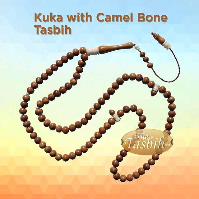 Genuine Kuka with Camel Bone 9mm Tasbih from Turkey