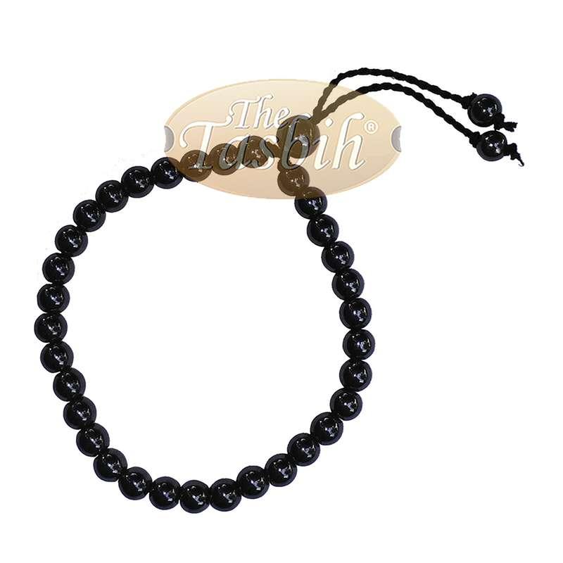 12pcs Wholesale 33-bead Prayer Bracelet Hematite 6mm No Dividers
