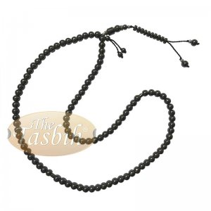 99-bead Muslim Tasbih Hematine Stone 8mm Bead With Place Marker