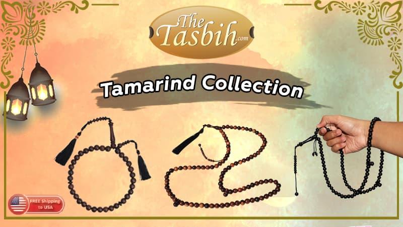 Tamarind Tasbihs