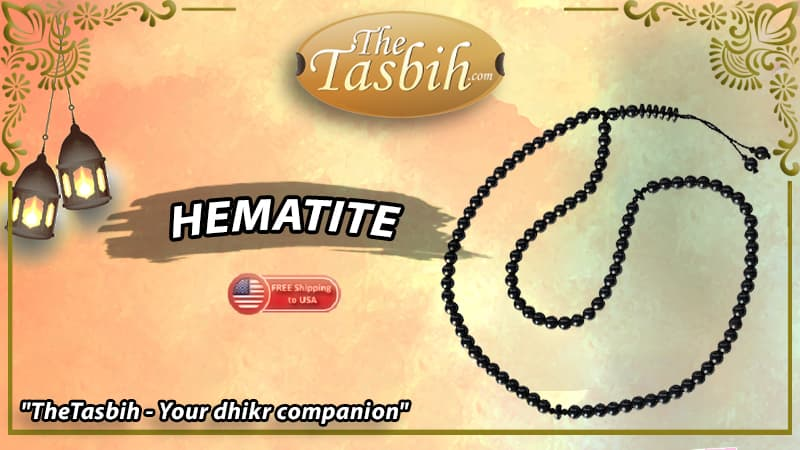 Hematite Tasbihs