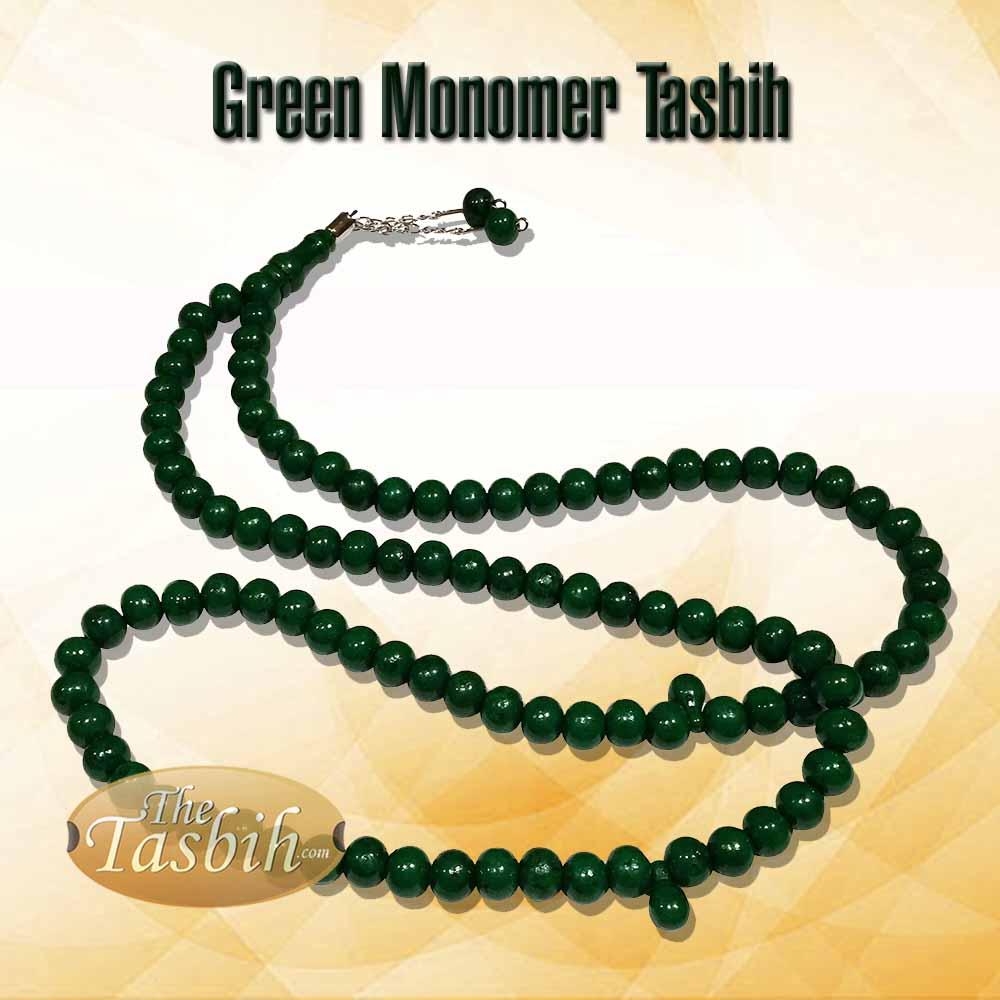 Green Monomer Tasbih