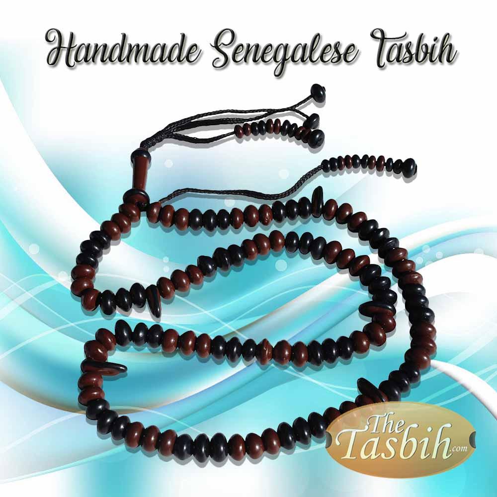 Handmade Senegalese Tasbih