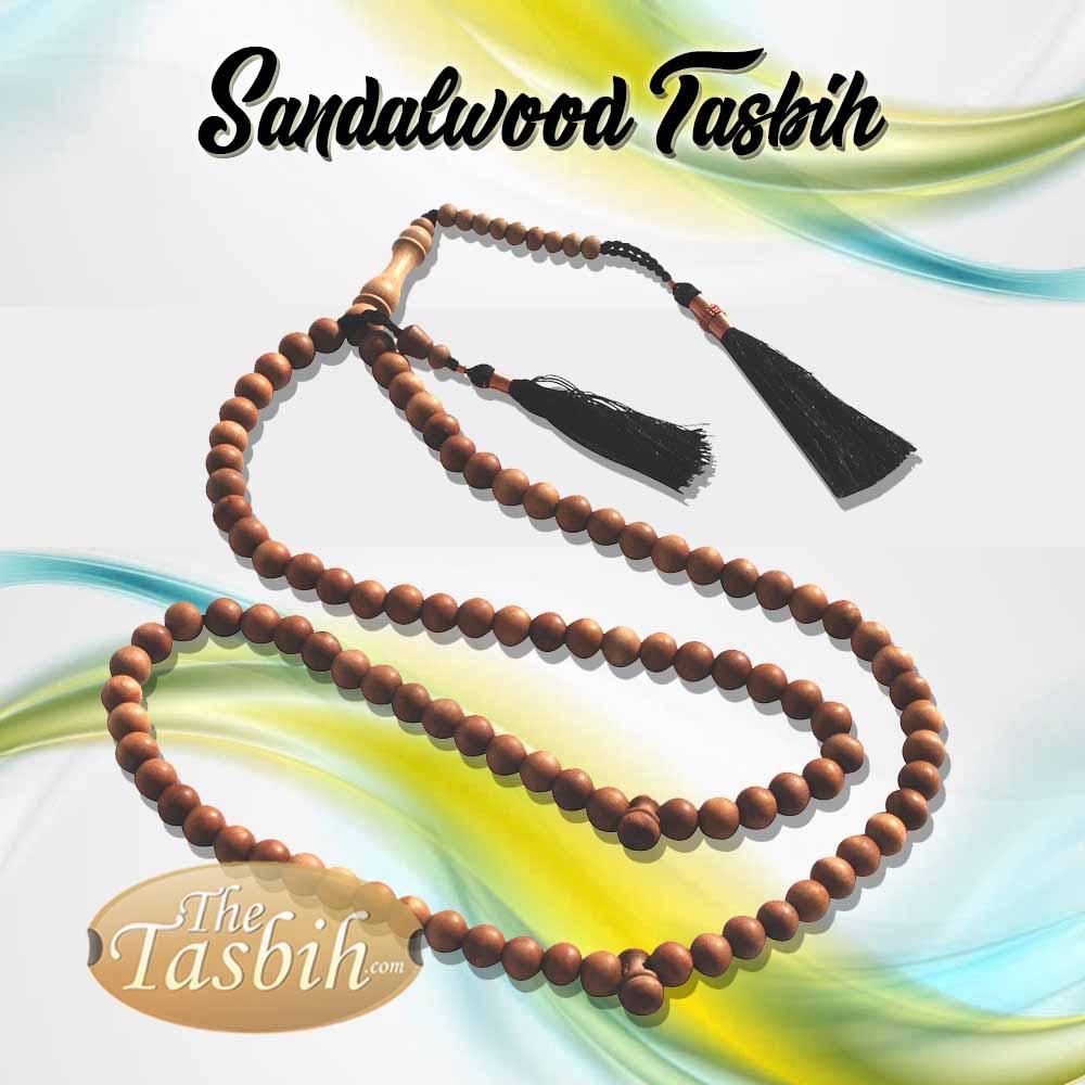 TheTasbih Sandalwood Tasbih